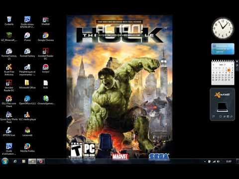 CRACK Incredible Hulk FR