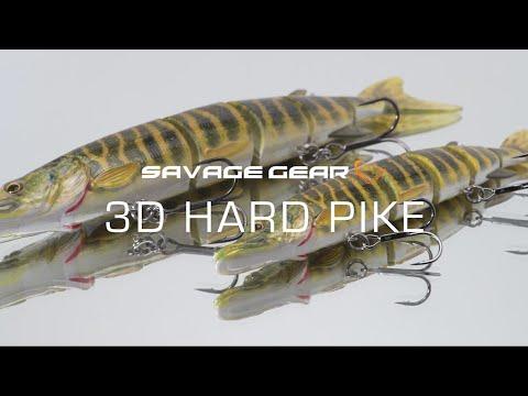 3D Hard Pike
