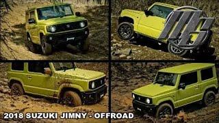 🔴 2019 Suzuki Jimny - Off road | Best Car - Motorshow