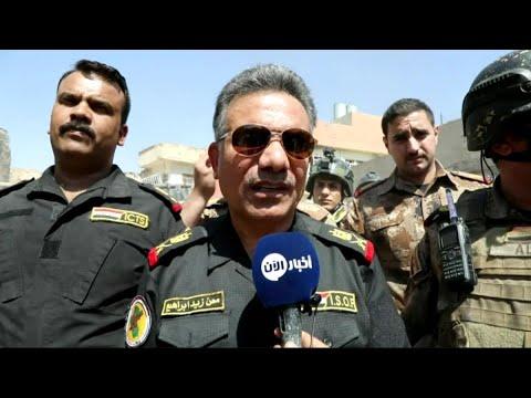 أخبار حصرية | اللواء الركن معن السعدي: مكان إعلان #داعش خلافته المزعومة بقبضتنا قريباً  - نشر قبل 9 ساعة