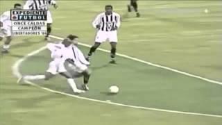 Once Caldas 1 vs Santos 0 - Copa Libertadores 2OC4
