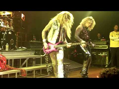 Steel Panther - New Years Eve - Nothin' But A Good Time `