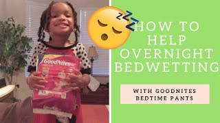 Nighttime Bedwetting | Toddler Tips
