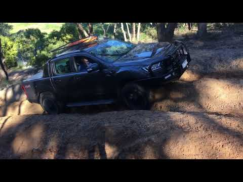Anglesea Ford Ranger 4x4 Trip 2017