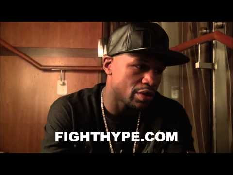 WHAT DOES FLOYD MAYWEATHER BELIEVE IN? COMFORT, HELPING OTHERS, AND BEING RICH AT HEART!