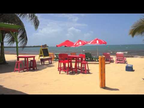 Barefoot Beach Bar, Placencia Belize
