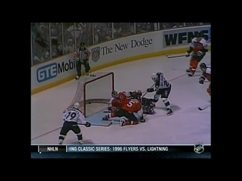 Flyers @ Lightning - Game 3 1996 Playoffs