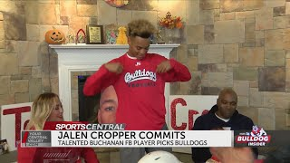Jalen Cropper commits to Fresno State
