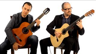 Theme from Pinocchio - Bruskers Guitar Duo