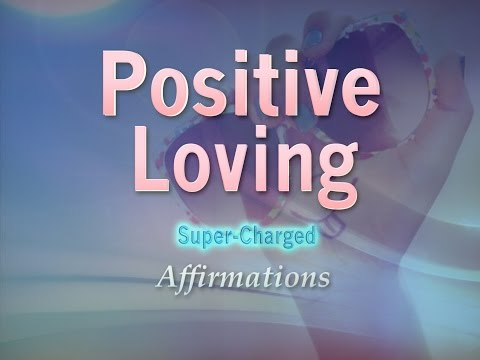 Positive Love - I Am Safe - Affirmations for Positive Thinking, Health, Success & Confidence