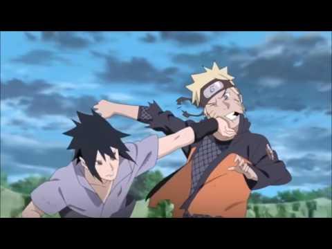 AMV - Naruto - BTS FIRE