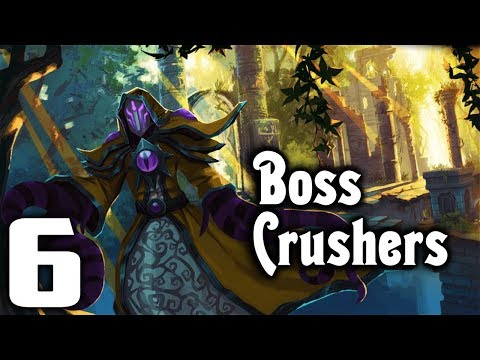 CRYOMANCER! - Let's Play BOSS CRUSHERS Gameplay Part 6 (Series Finale)