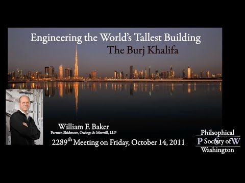 PSW 2289 Engineering the World's Tallest Building | William Baker