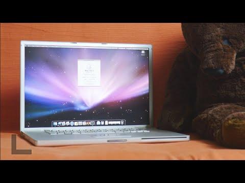 Топовый ноутбук Apple 2005 года - что потянет в 2019? | Apple Powerbook G4