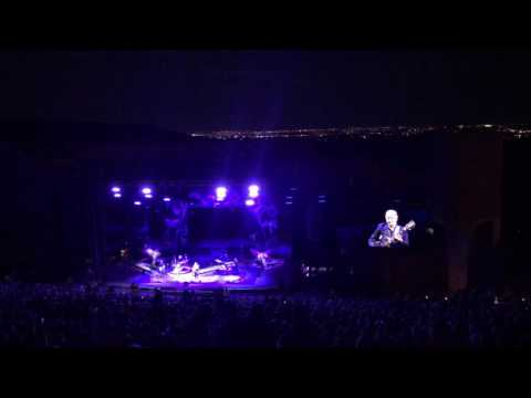 The Steve Miller Band feat. Peter Frampton @ Red Rocks  - Performing (4) classic Blues songs