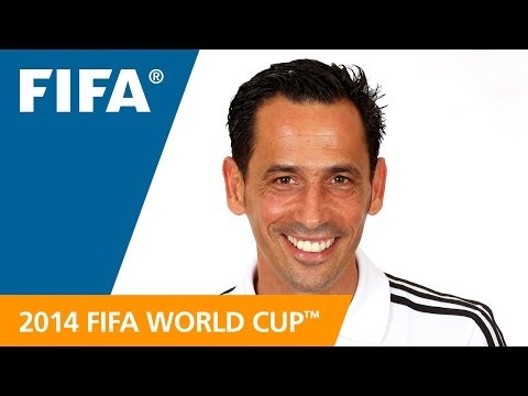 Referees At The 2014 FIFA World Cup™: PEDRO PROENCA