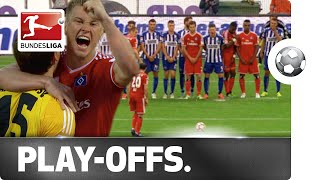 Karlsruher SC vs Hamburger SV - Relegation Play-Off 2nd Leg