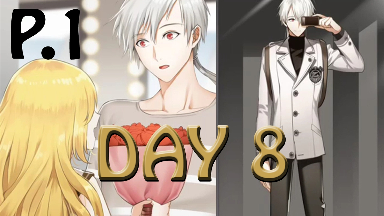 Mystic Messenger Zen Route Day 8 Part 1 Youtube