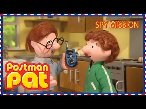 Postman Pat & the Spy Mission   Postman Pat   Full Episodes   Kids Cartoon