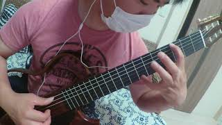 紫苑(Shion)=Aster tataricus composed & performed by Hiroshi.M Th...
