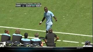 Balotelli Failed Trick Shot and Substitution thumbnail