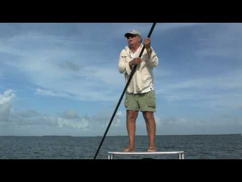 Jimmy Lozar Islamorada Florida Keys Back Country Fly Fishing Guide