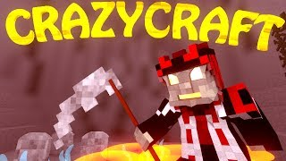 "Minecraft | CrazyCraft - OreSpawn Modded Survival Ep 29 - ""MOB BATTLES MOD"""
