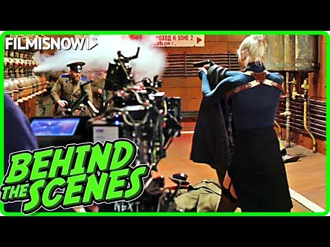 ANNA (2019)   Behind the Scenes of Luc Besson Action Movie