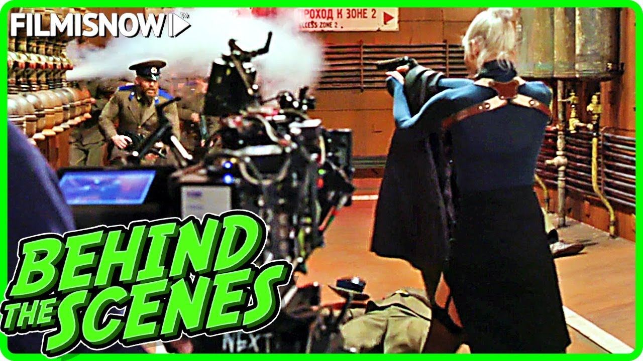 Download ANNA (2019) | Behind the Scenes of Luc Besson Action Movie