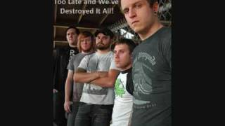 Atreyu NEW WITH LYRICS Stop! Before It's Too Late and We've Destroyed it All!
