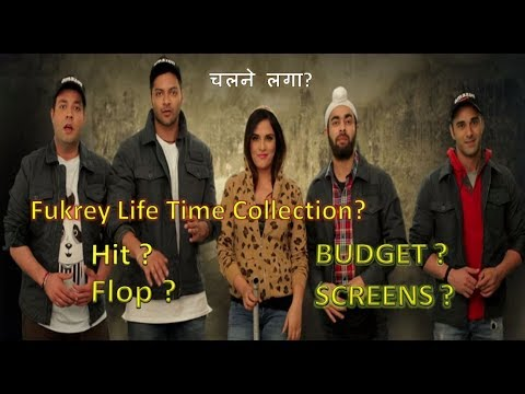 Box office Collection Of Fukrey Returns Movies 2017-18