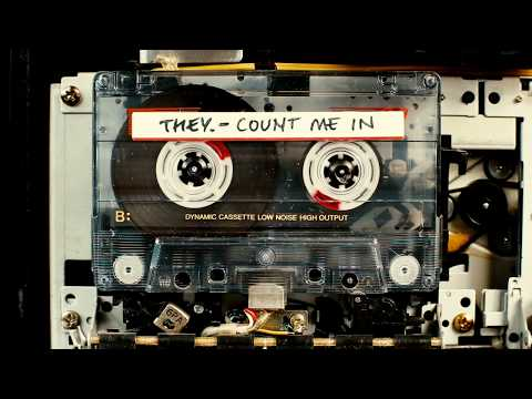 THEY. - Count Me In (Official Lyric Video)