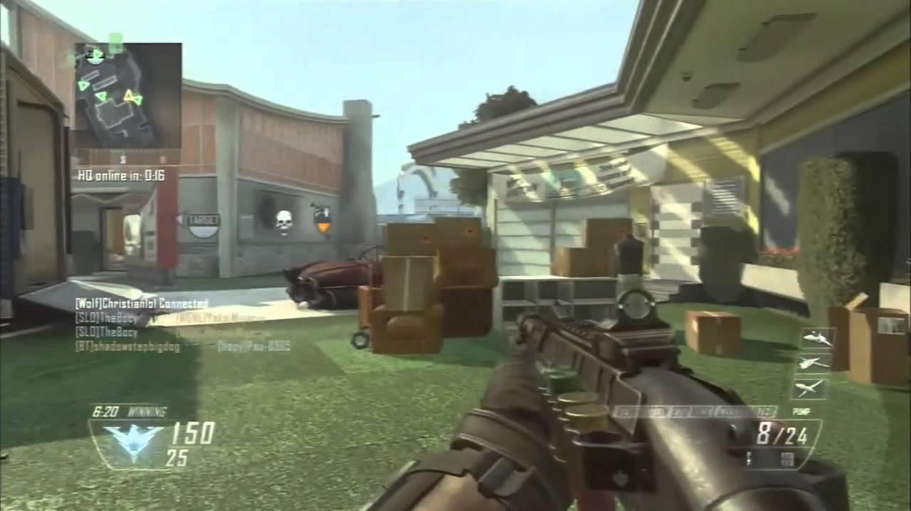 Wii U Black Ops 2 Zombies : Black ops wii u dlc update die rise turned diner