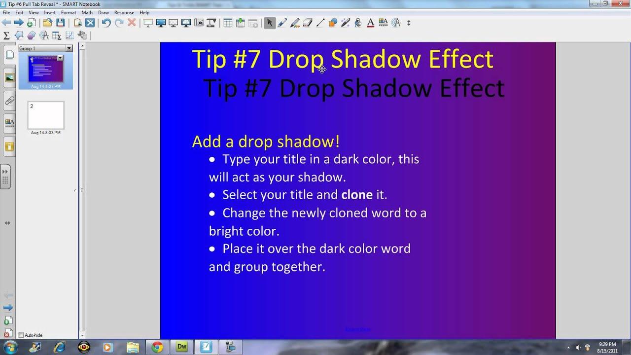 Tips & Tricks SMART Training   Next Level Interactive PD
