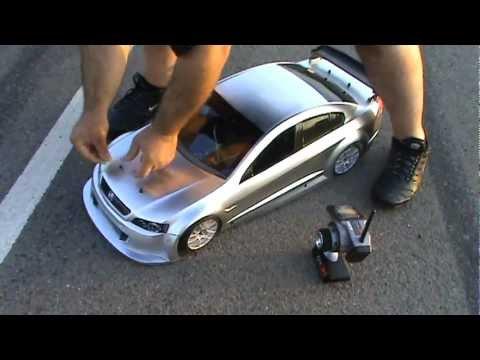 FG EVO 10 holden ve super car