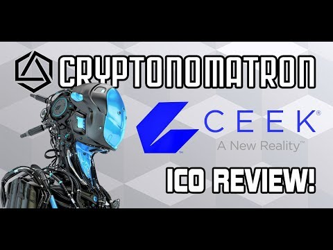 CEEK ICO Review! Virtual Reality VR Experiences with Top Entertainers!