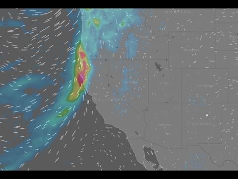 Coronal Hole, Climate, Cali Fault Risk | S0 News Feb.15.2017