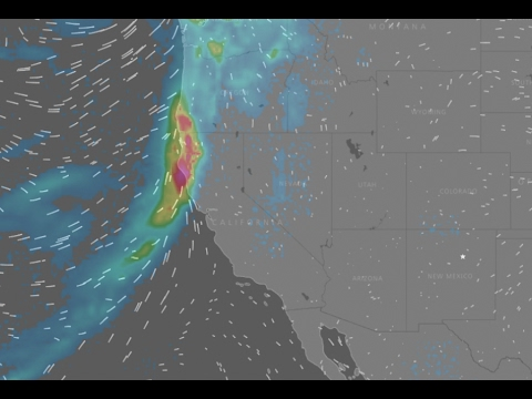 Coronal Hole, Climate, Cali Fault Risk   S0 News Feb.15.2017