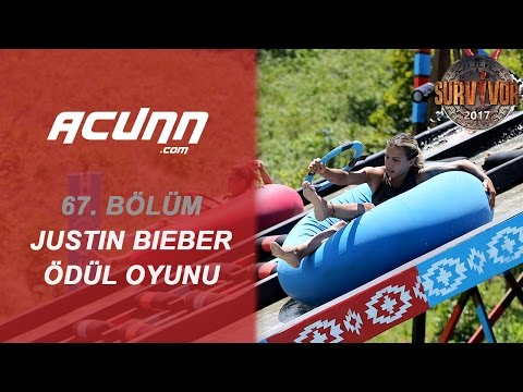 Justin Bieber Ödül Oyunu | Bölüm 67 | Survivor 2017