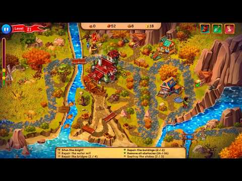 Robin Hood Country Heroes Collectors Edition Lvl  21 - 22 |