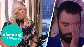 Rylan Has a Bit of a Sore Head After the TV Choice Awards | This Morning