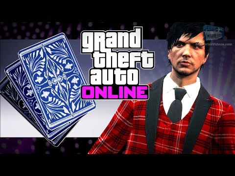 GTA Online - All 54 Playing Cards Locations and High Roller Outfit