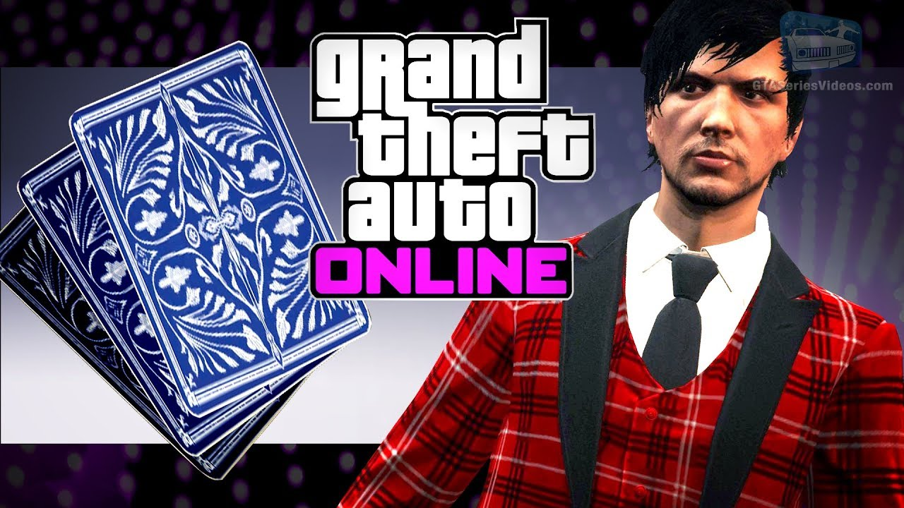 Gta Online Diamond Casino Where To Find All The Hidden Playing Cards