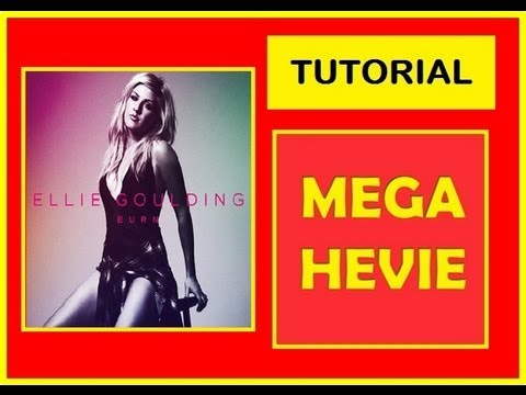 Chord Tutorial Burn Ellie Goulding Keyboardpiano Youtube