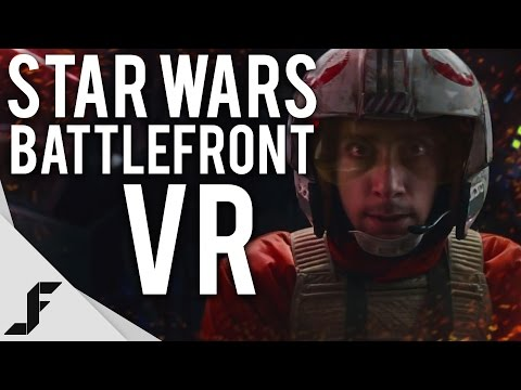 STAR WARS BATTLEFRONT VR - Rogue One Mission