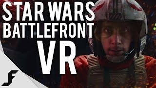 STAR WARS BATTLEFRONT VR - Rogue One Mission