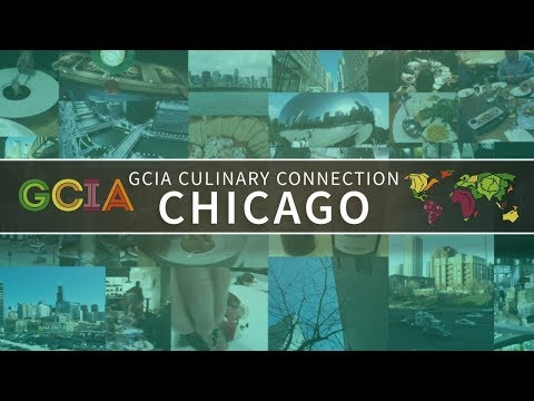 GCIA Culinary Connection Chicago; Top Chefs For Italian, Argentinian & Chinese