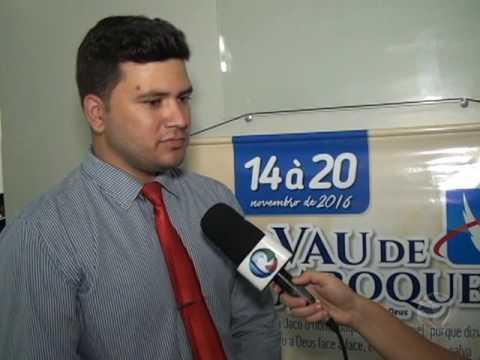Campanha Vau de Jaboque é realizada na Igreja Madureira em Confresa
