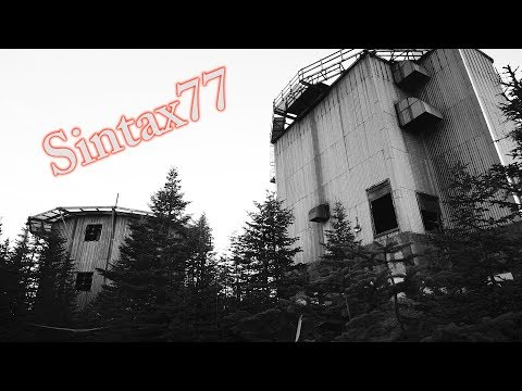 Camping the Abandoned Air Force Base