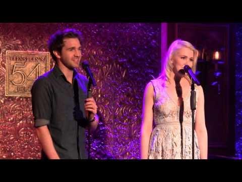"Ginna Claire Mason & Dan DeLuca   ""Something to Believe In"" Alan Menken & Jack Feldman"